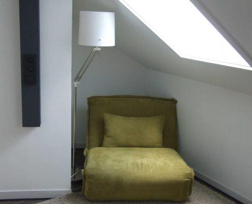 2-Studio-slaapkamer